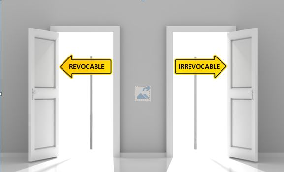 Revocable Trust vs. Irrevocable Trust:  Which Is Best for You?