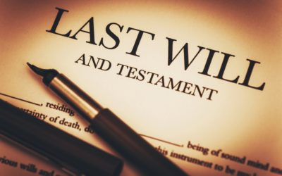 What Happens If You Die and Have a Will in Place?