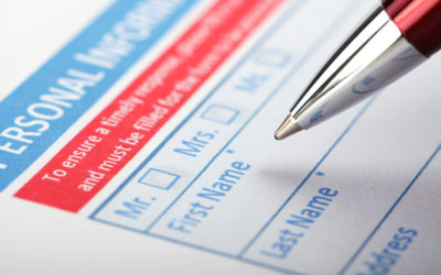 How Completing Paperwork for a New Job Can Affect Your Estate Plan