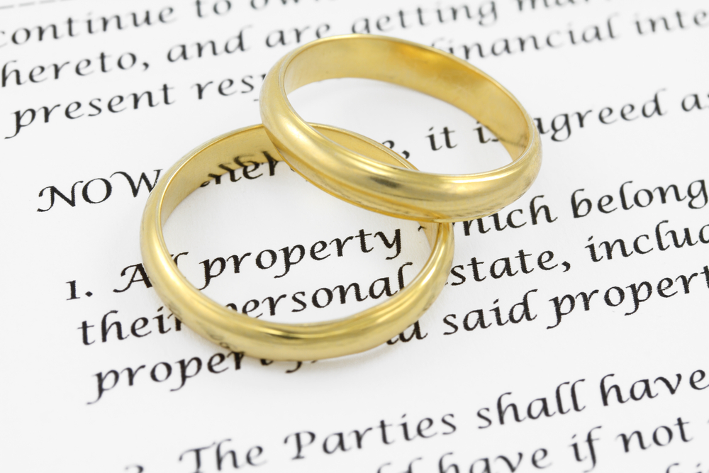 The Difference Between a Prenuptial Agreement and a Will or Trust