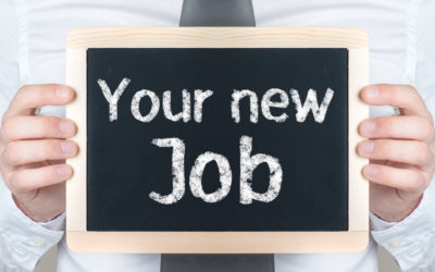 Four Things To Make Your New Job a Success